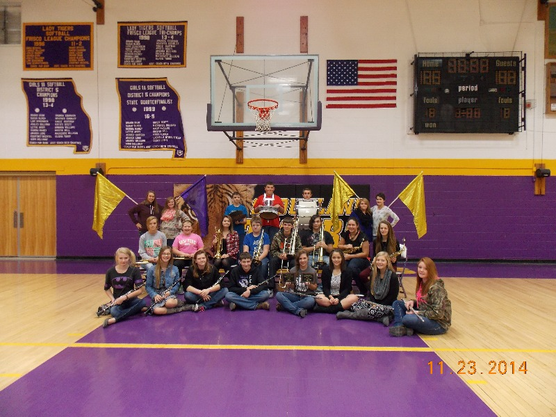 Stoutland Schools - SHS Band takes 2 first places in the Lebanon ...